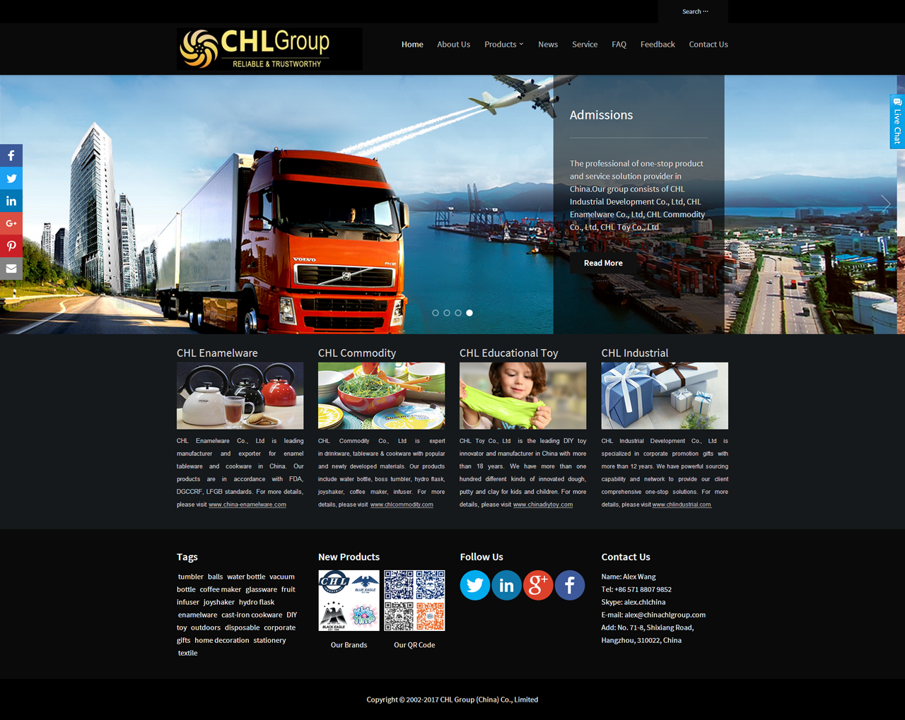 CHL Group (China) Co., Limited